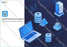 EaseUS Data Recovery Wizard Professional 13.5 + Lifetime Upgrades