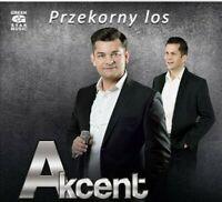 Akcent - Przekorny los | CD