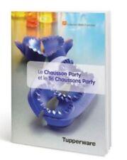 livret chausson et tri chaussons party tupperware disponible de suite