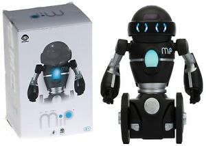 WowWee MiP Robot RC Robot Ages 8+ Black Toy Boys Girls Fun Happy Gift Play Gift