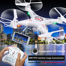 SHENGKAI D97 RC Quad Copter with WIFI FPV HD Camera 4CH 2.4G 6 Axis Drone UFO