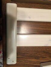 FLEXA #7132114 OR 80-01603-2,  WHITE DOUBLE ENTRY BED SAFETY RAIL - NIB