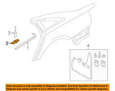 AUDI OEM 09-16 A4 Quattro Exterior-Rocker Molding Rivet 8E0825267