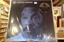 Johnny Griffin The Man I Love LP sealed white vinyl reissue indie