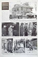 GERMANY Frankfurt Blockade The Russian Mission And The US Army Photo Article