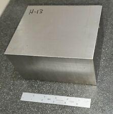 H 13 Tool Steel Flat Stock Machine Shop Die 35 X 55 X 675 H13