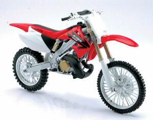 New-Ray Honda CR250R dirt bike 1:32 diecast model toy