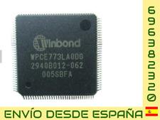 CONTROLADOR EMBEBIDO WPCE773LAODG WPCE773LA0DG 128 PINES NUEVO NEW ORIGINAL