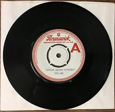 """The Who """"Anyway, Anyhow, Anywhere"""" **Unique** Brunswick Pre Promo UK 45 WLP"""