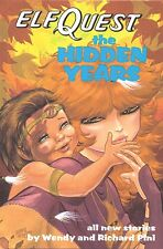 "ELFQUEST ""Hidden Years"" Collection - hardcover - NEW, SIGNED!"