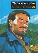 THE SUMMIT OF THE GODS Vol. 3 by Baku and Taniguchi