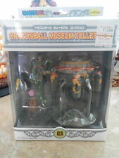 original dragonball museum unifive cell time machine capsule celula trunks