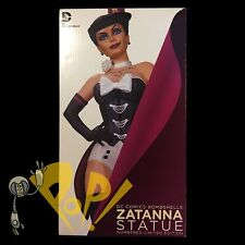 "DC Bombshells ZATANNA 11"" Resin Statue ANT LUCIA DC Comics IN STOCK!"