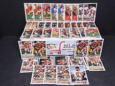 1991 Upper Deck San Francisco 49ers Team 15 Player Cards Set Total of 40 Cards