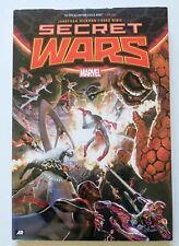 Secret Wars Hardcover Marvel Graphic Novel Comic Book