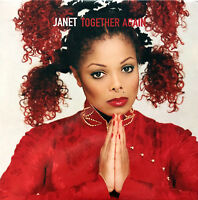 Janet Jackson Maxi CD Together Again - Promo - Europe (EX/EX+)