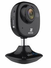 Ezviz Mini Plus Black 1080p WiFi Smart Home Caméra de sécurité, fonctionne avec ...
