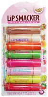 LIP SMACKER* 8pc Set PARTY PACK Balm ORIGINAL Best Flavor Forever OATMEAL COOKIE