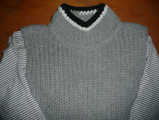 BNWT 'Next' Girls Grey Jumper & Long Sleeved Top Set/ Age 9/ Ideal Gift