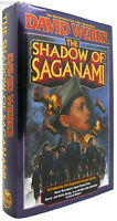 David Weber THE SHADOW OF SAGANAMI  1st Edition 1st Printing