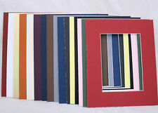 5x7 Picture Frame Mats Mattes for 4x6 Photos Watercolors Paintings Art Crafts