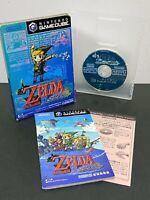 Nintendo GameCube Legend of Zelda: The Wind Waker - JAPAN IMPORT PRODUCT