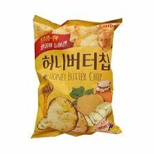 xHaitai Honey Butter Chip New Korea Potato Snack (60g x 3) + Free Cookies & Gift