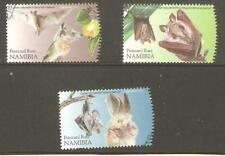 2012   NAMIBIA  -  SG  1197 - 1199  -  BATS  -  USED - (LOT A)