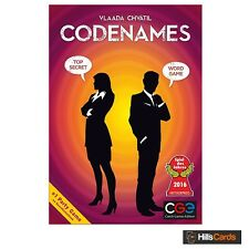 Codenames Word Game: Top Selling Party Game by Vlaada Chvatil Card/Tile CGE00031