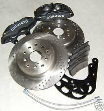 "Big Brake Kit Fits SUPRA MK III REAR 13"" 4pstn Wilwood calpr"