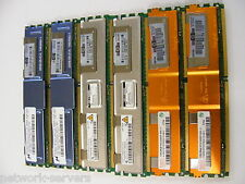 4Gb memory kit 2x2GB for HP ProLiant DL360 G5, DL380 G5, ML350 G5, ML370 G5 ETC