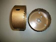 """4"""" 102MM Carbide Tipped Hole Saw Bit MADE IN USA"""