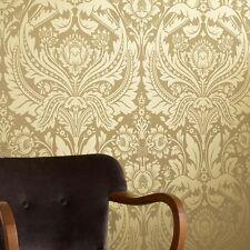 Tapete Ornament Barock Gold Damast / Graham & Brown 50026 / 50-026 / EUR 3,09/qm
