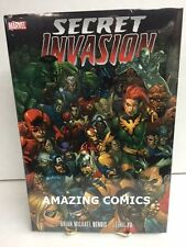 Marvel SECRET INVASION Hardcover HC Omnibus - Bendis X-MEN - NEW - MSRP $35
