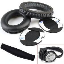 High Quality Cushion Ear Pads Headband Earpads Set for Bose QC15 QC2 QuietComfor