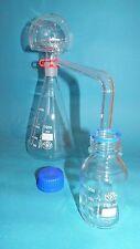 Destillierapparat mit Erlenmeyerkolben 2000 ml