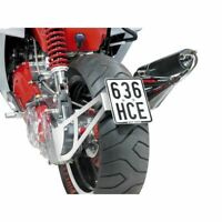 ODF DF15508HR PORTATARGA CENTRALE SOPRA APRILIA 50 SR H2O Racing 2000-2002