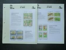 ESTATE: Fiji Collection on Pages, Great Item! (p2785)