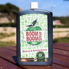 BioTabs Boomboom Spray 250ml 100% Organic & Vegan Plant BioStimulant Hydroponics