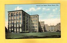 Dayton, Ohio, National Cash Register Works.