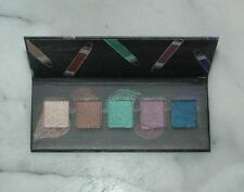 Stila Eyeshadow Palette Light Apricot Amber Aquamarine Soft Violet Ocean 5 color