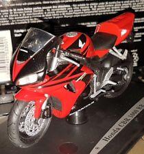 Moto Miniature 1/18 Solido Honda CBR 1000 RR de 2007