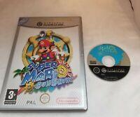 Super Mario Sunshine (GameCube, 2002) PAL VERSION EUROPE