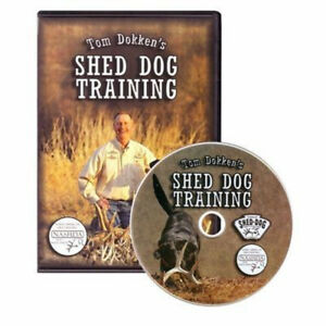 Training Your Dog to Hunt for Shed Deer Antlers DVD by Tom Dokken and Rack Wax