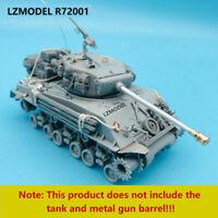"LZModel R72001 1/72 M4A3E8 SHERMAN ""FURY"" Update Set For Dragon 7302 & UM 379"
