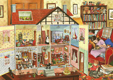 The House Of Puzzles - 1000 PIECE JIGSAW PUZZLE - Ideal Home