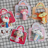 little twin stars my melody PVC bookmark clip key chain ornament cartoon new