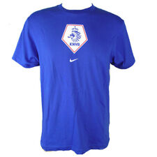 11649cf1 Netherlands Holland #8 Nike Blue Childrens Crew Neck Football Supporters T  Shirt 12-13