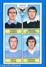 CALCIATORI PANINI 1971-72 - Figurina-Sticker -BANDONI DI VINCENZO -LAZIO-Rec