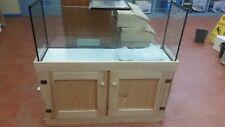 """4'x14""""x20"""" Aquarium with Cabinet"""